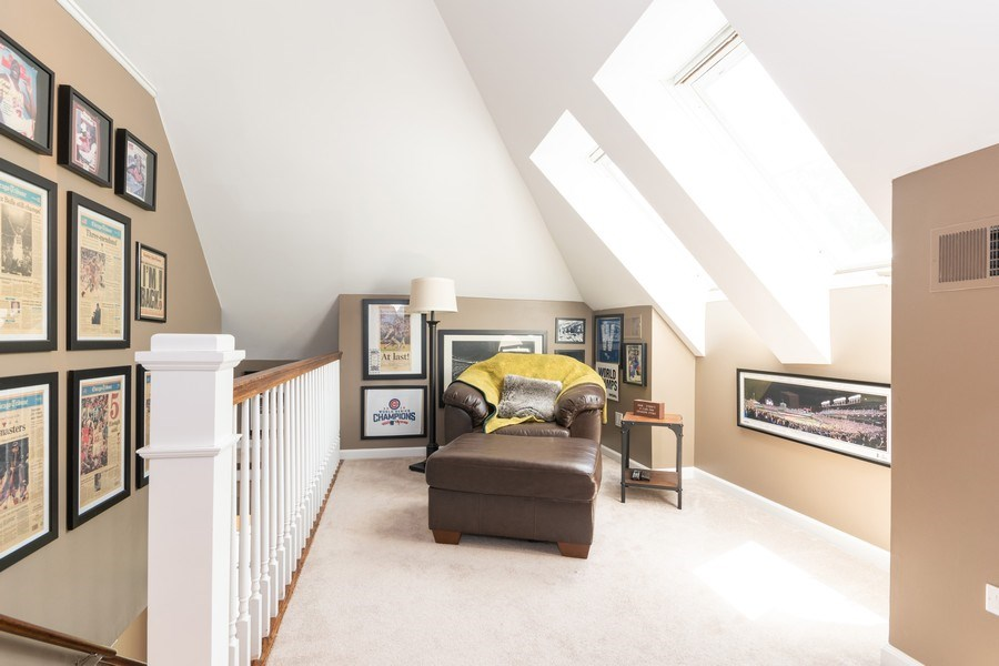 Real Estate Photography - 12 S. Quincy Street, Hinsdale, IL, 60521 - Bonus Room