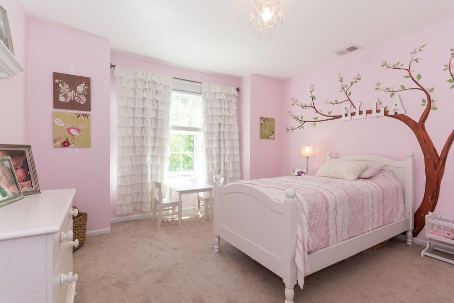 Real Estate Photography - 12 S. Quincy Street, Hinsdale, IL, 60521 - 4th Bedroom