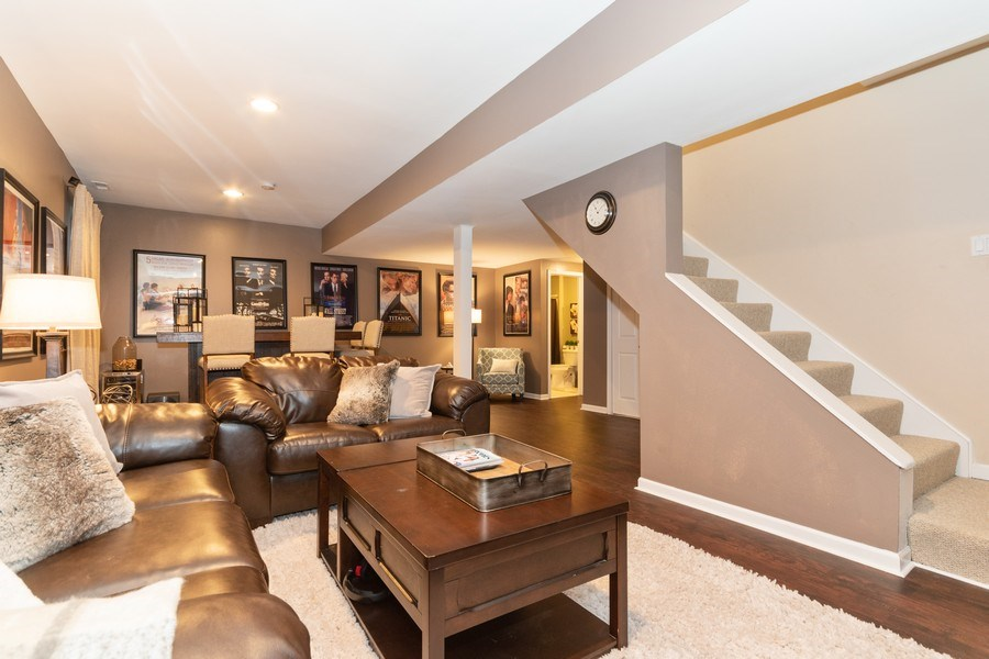 Real Estate Photography - 12 S. Quincy Street, Hinsdale, IL, 60521 - Lower Level