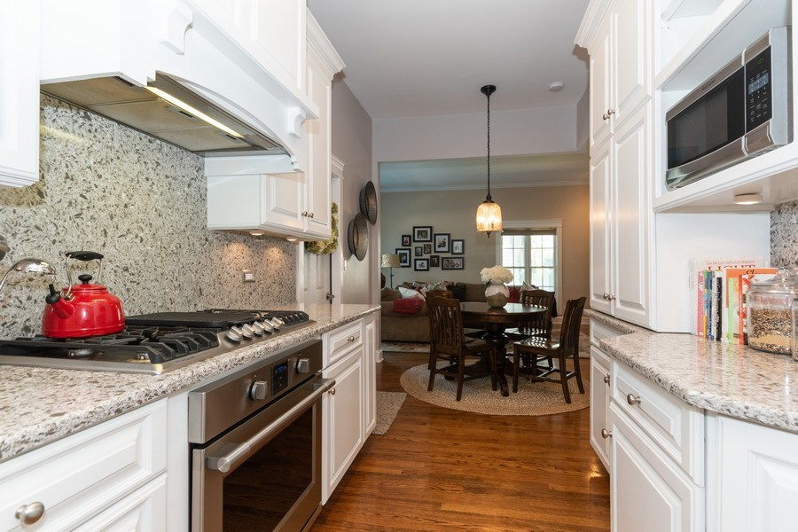 Real Estate Photography - 12 S. Quincy Street, Hinsdale, IL, 60521 - Kitchen