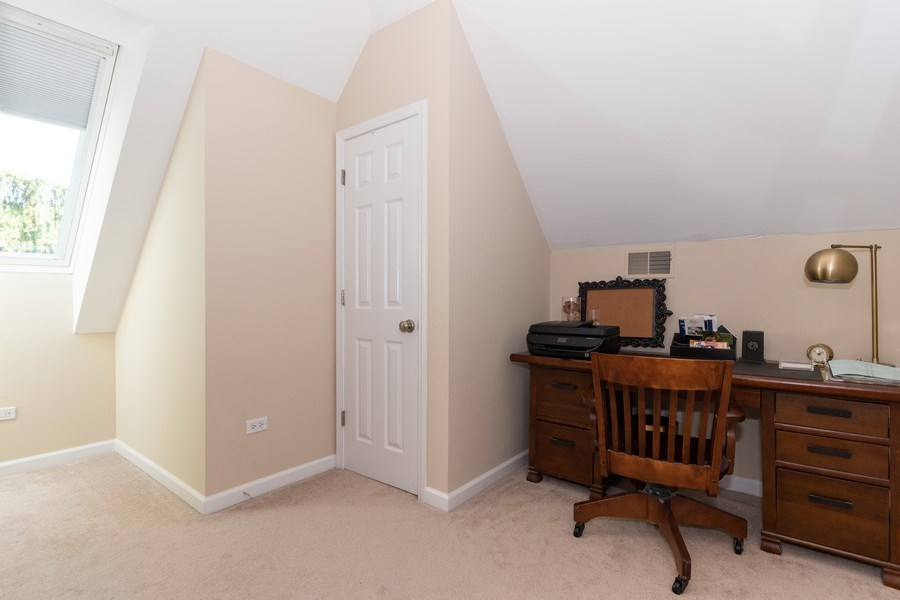 Real Estate Photography - 12 S. Quincy Street, Hinsdale, IL, 60521 - Bedroom