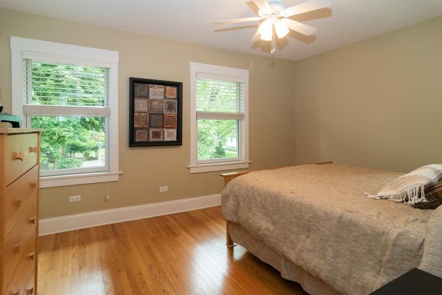 Real Estate Photography - 725 Belleforte Avenue, Oak Park, IL, 60302 - 2nd Bedroom