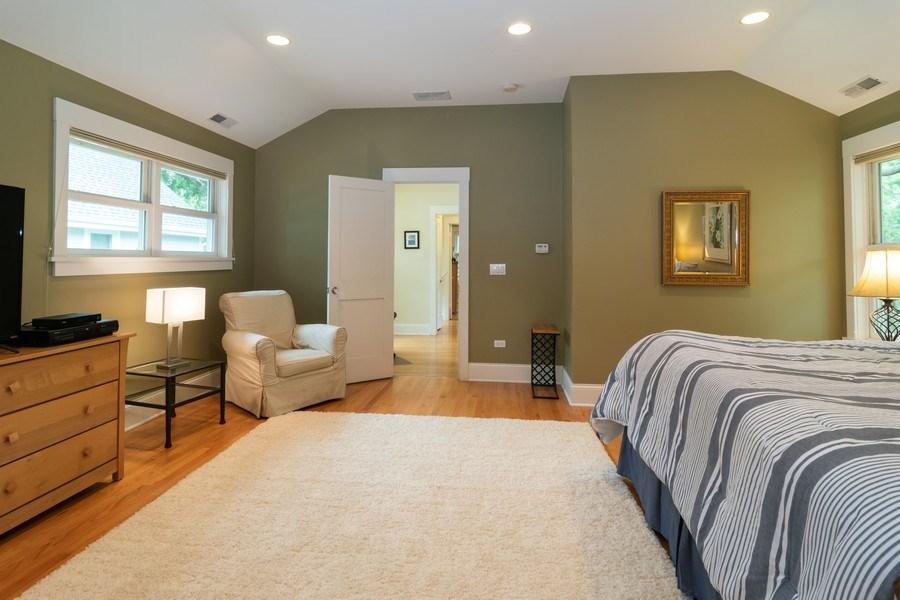 Real Estate Photography - 725 Belleforte Avenue, Oak Park, IL, 60302 - Master Bedroom