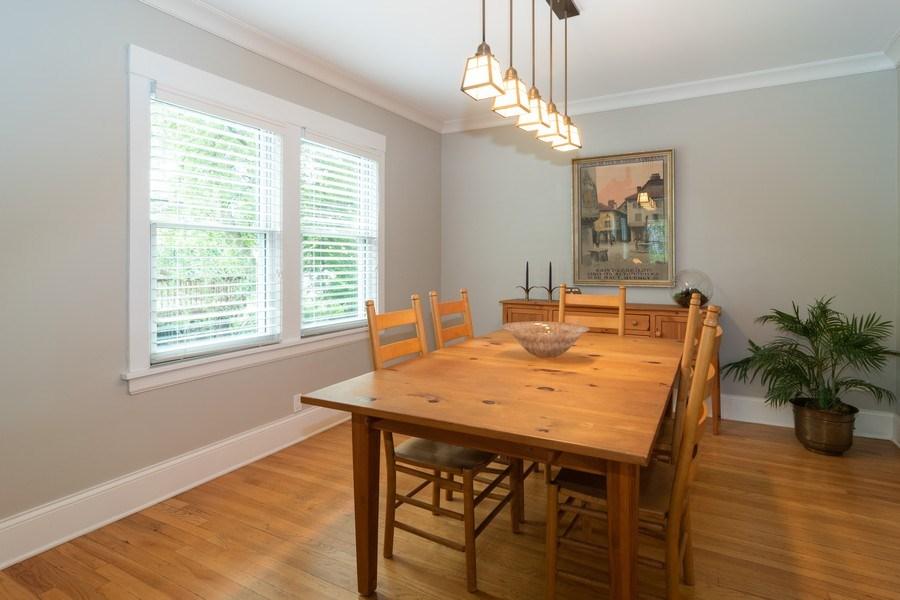 Real Estate Photography - 725 Belleforte Avenue, Oak Park, IL, 60302 - Dining Room