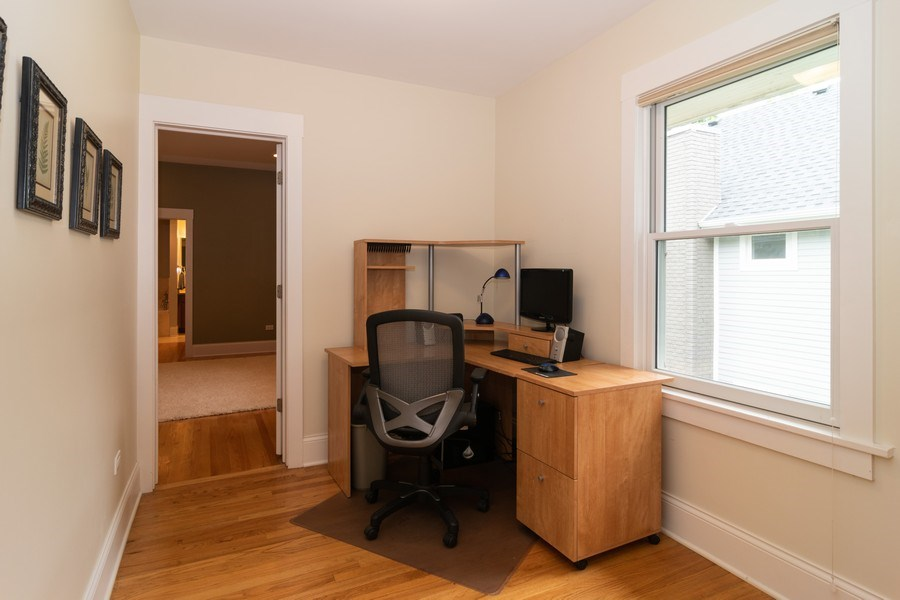 Real Estate Photography - 725 Belleforte Avenue, Oak Park, IL, 60302 - Office or Nursery