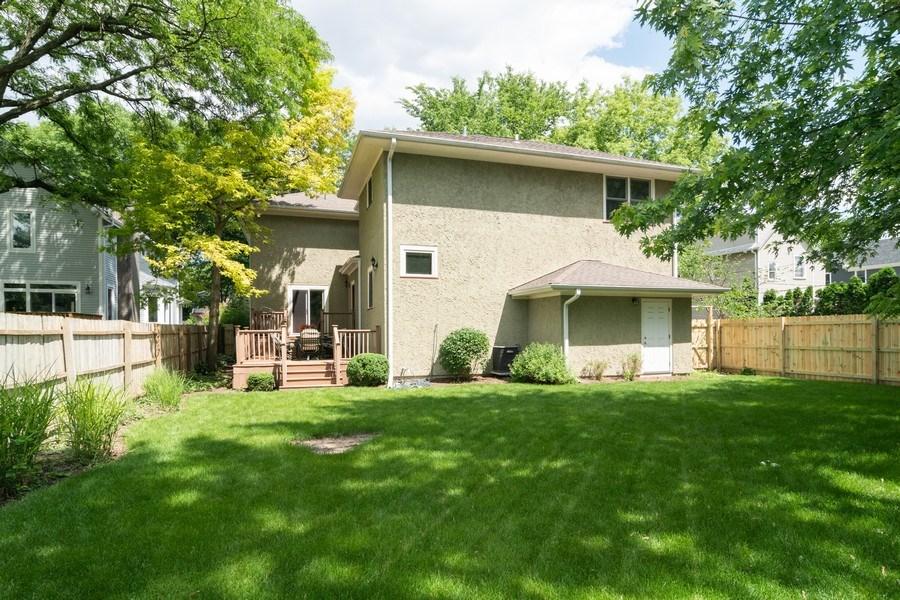 Real Estate Photography - 725 Belleforte Avenue, Oak Park, IL, 60302 - Rear View