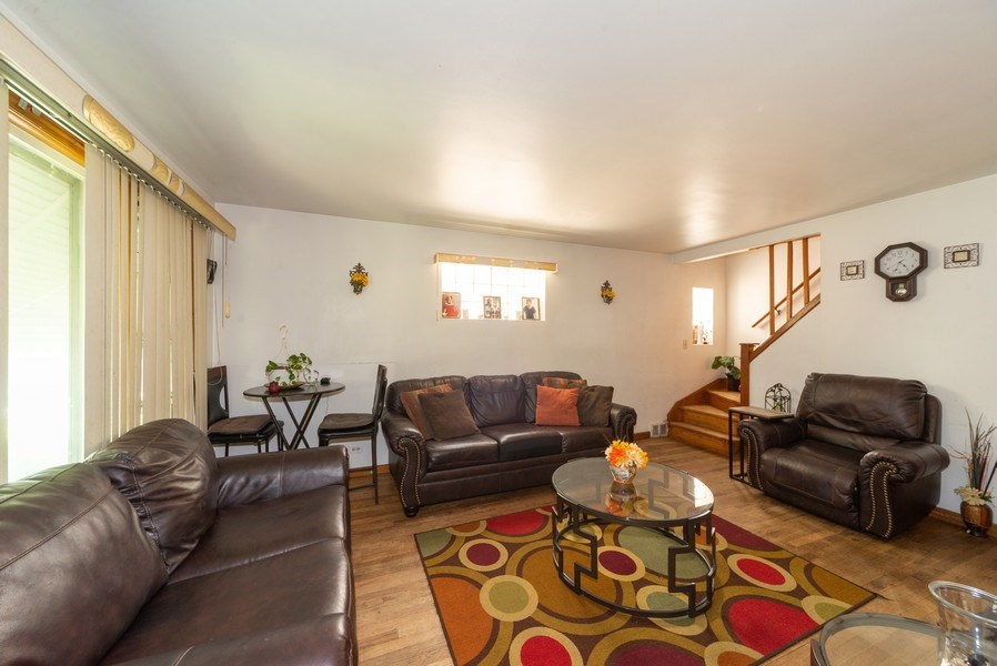 Real Estate Photography - 329 46th Avenue, Bellwood, IL, 60104 - Living Room
