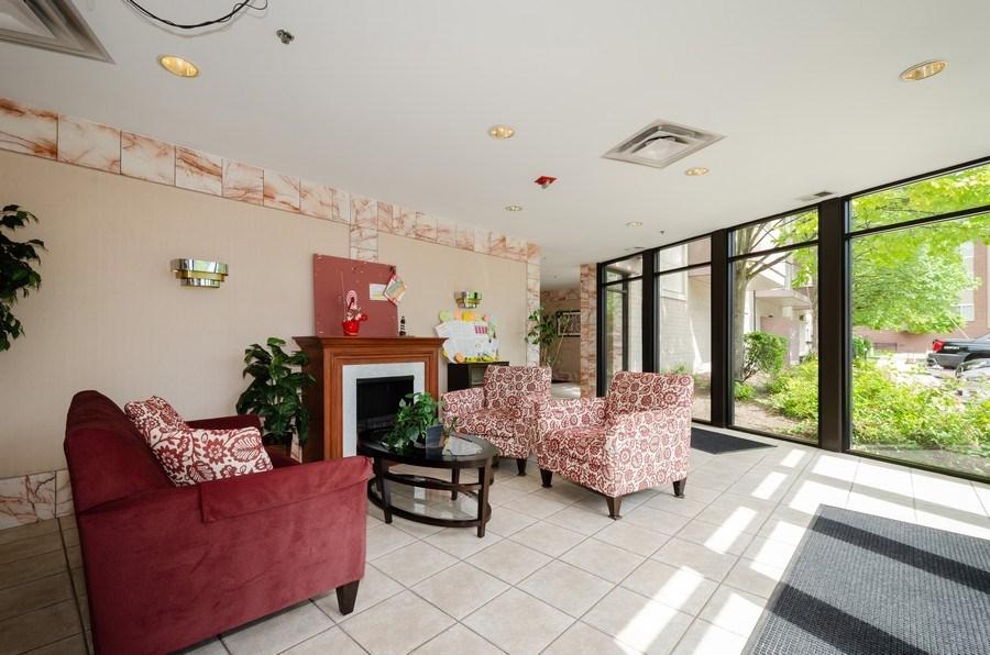 Real Estate Photography - 6411 Lincoln Avenue, Unit 503, Morton Grove, IL, 60053 - Lobby