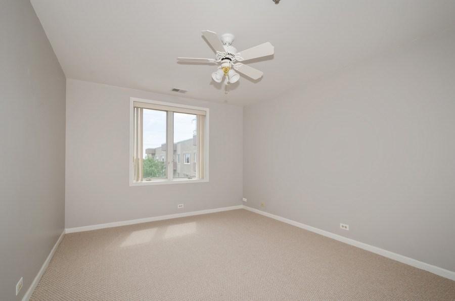 Real Estate Photography - 6411 Lincoln Avenue, Unit 503, Morton Grove, IL, 60053 - 2nd Bedroom