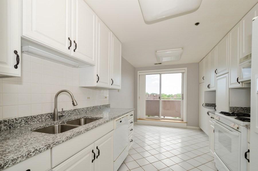 Real Estate Photography - 6411 Lincoln Avenue, Unit 503, Morton Grove, IL, 60053 - Kitchen / Breakfast Room