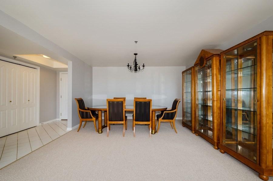 Real Estate Photography - 6411 Lincoln Avenue, Unit 503, Morton Grove, IL, 60053 - Dining Room