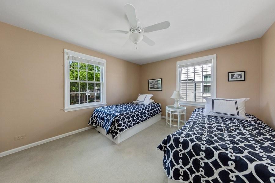 Real Estate Photography - 382 Ridgewood Avenue, Glen Ellyn, IL, 60137 - 3rd Bedroom