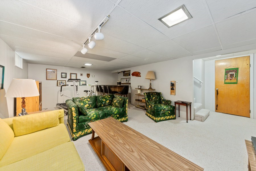 Real Estate Photography - 382 Ridgewood Avenue, Glen Ellyn, IL, 60137 - Lower Level