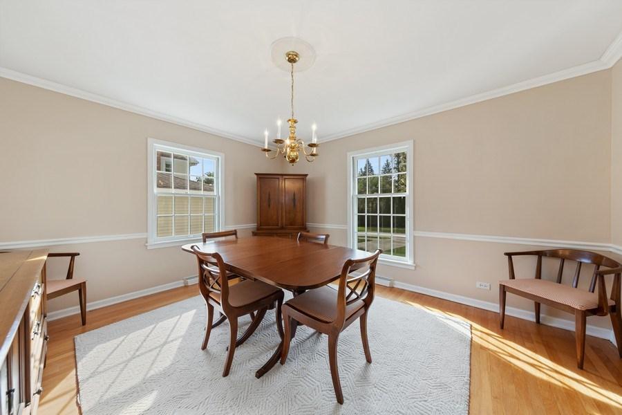Real Estate Photography - 382 Ridgewood Avenue, Glen Ellyn, IL, 60137 - Dining Room