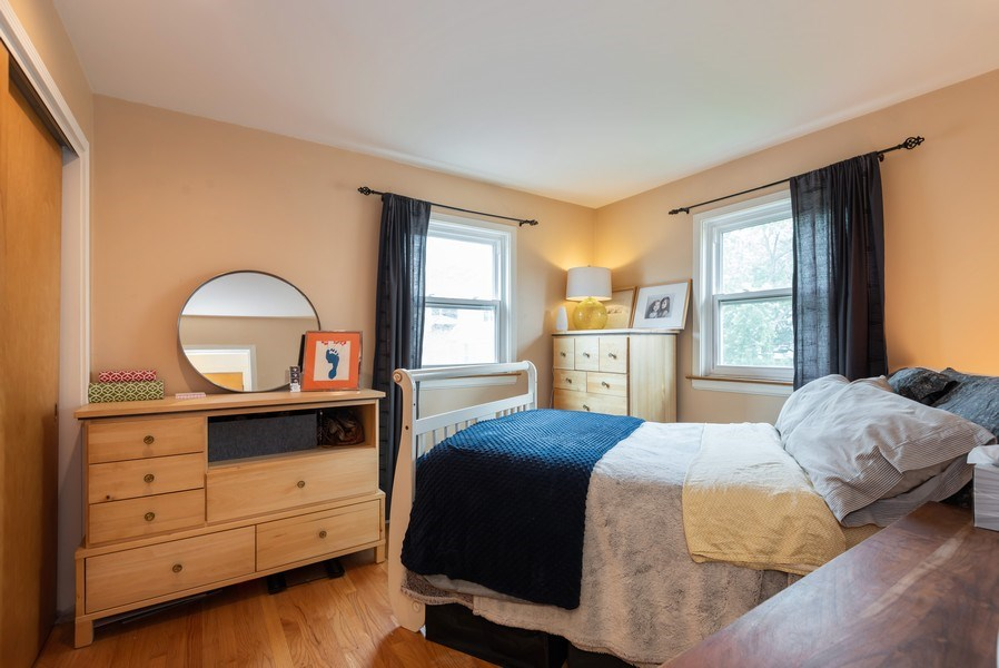 Real Estate Photography - 926 Harlem Ave, Glenview, IL, 60025 - 2nd Bedroom