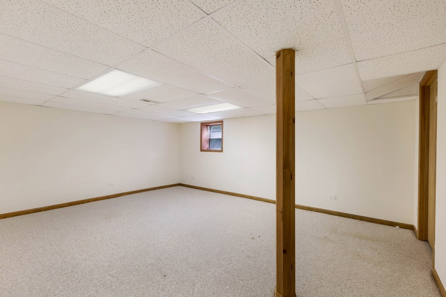 Real Estate Photography - 120 Prairie Ridge Drive, Woodstock, IL, 60098 - Basement