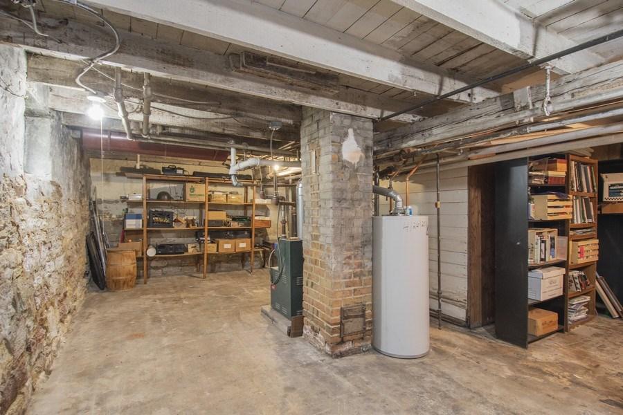 Real Estate Photography - 425 Grant Place, Aurora, IL, 60505 - Basement