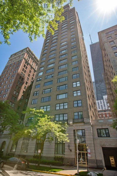 Real Estate Photography - 179 E. LAKE SHORE Drive, Unit 501, Chicago, IL, 60611 - Front View