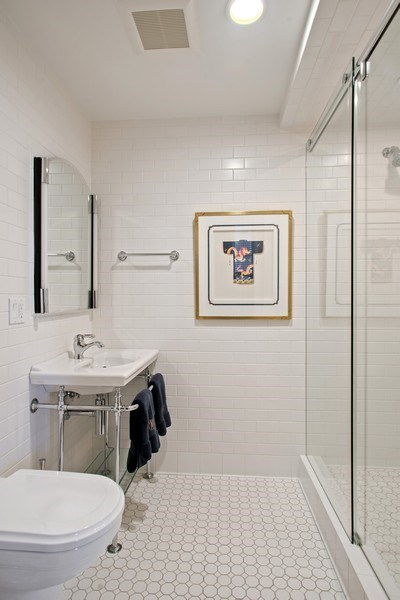 Real Estate Photography - 179 E. LAKE SHORE Drive, Unit 501, Chicago, IL, 60611 - Bathroom