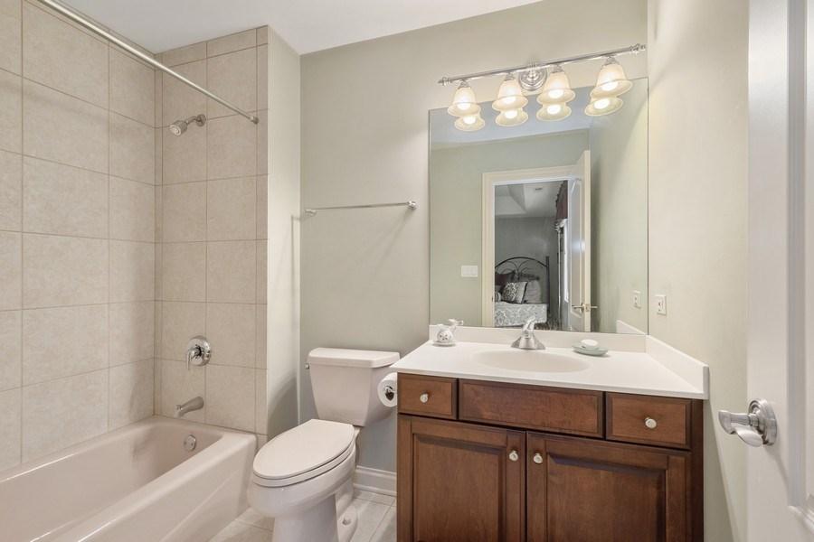 Real Estate Photography - 20948 W. High Ridge Drive, Kildeer, IL, 60047 - 3rd Bathroom