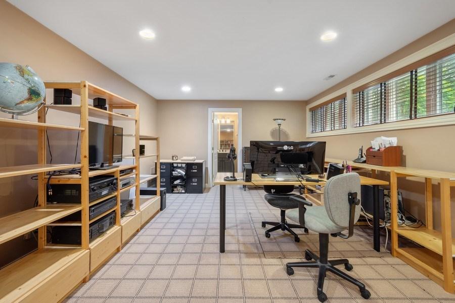 Real Estate Photography - 20948 W. High Ridge Drive, Kildeer, IL, 60047 - Bonus Room