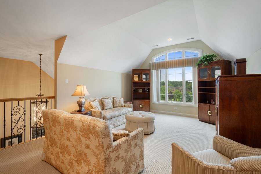 Real Estate Photography - 20948 W. High Ridge Drive, Kildeer, IL, 60047 - Loft