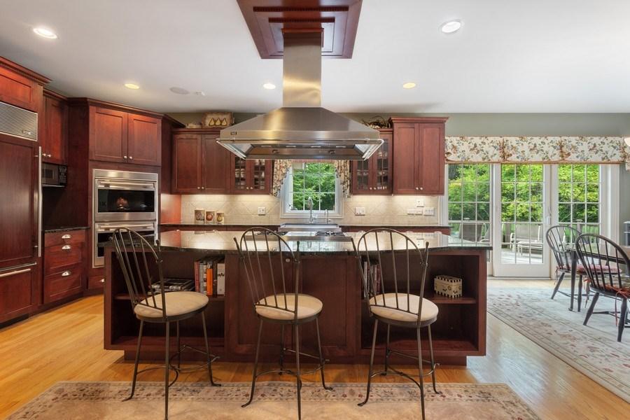 Real Estate Photography - 20948 W. High Ridge Drive, Kildeer, IL, 60047 - Kitchen