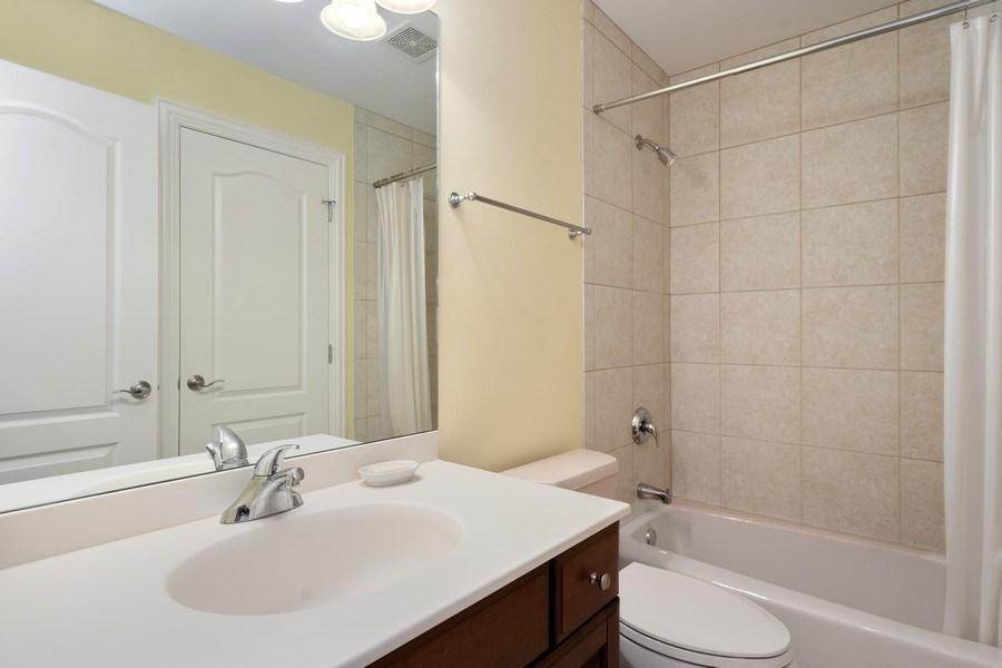 Real Estate Photography - 20948 W. High Ridge Drive, Kildeer, IL, 60047 - 2nd Bathroom