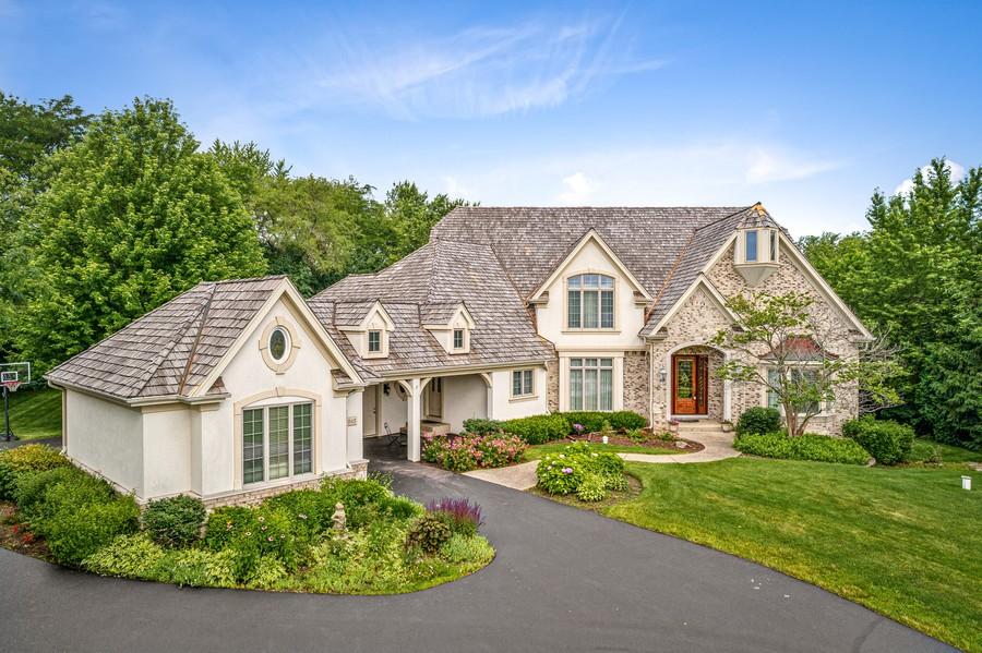 Real Estate Photography - 20948 W. High Ridge Drive, Kildeer, IL, 60047 -