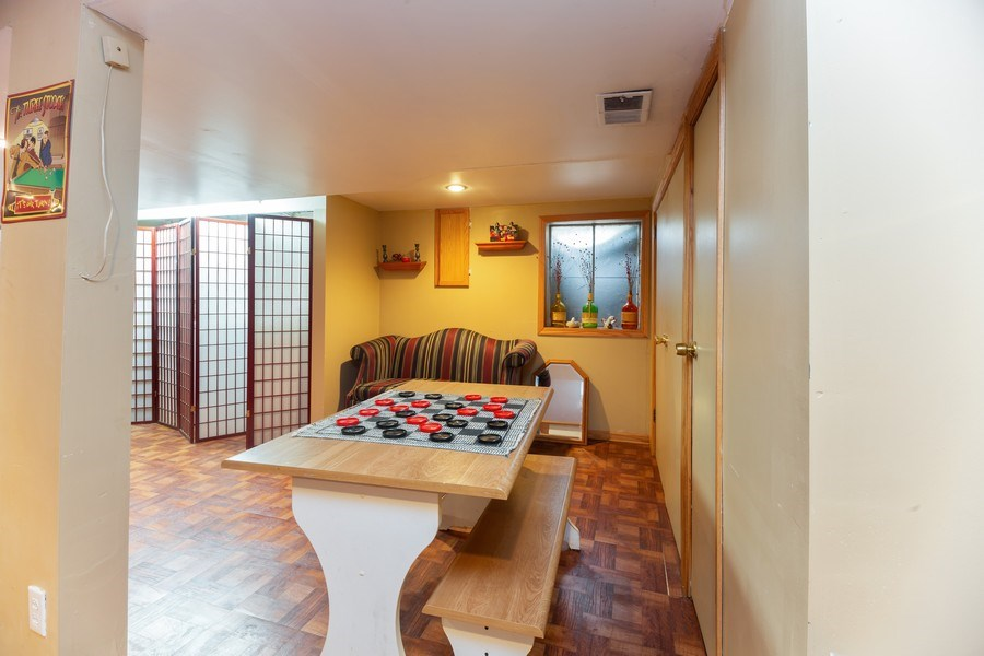 Real Estate Photography - 1118 S. Cherrywood Drive, Mount Prospect, IL, 60056 - Basement