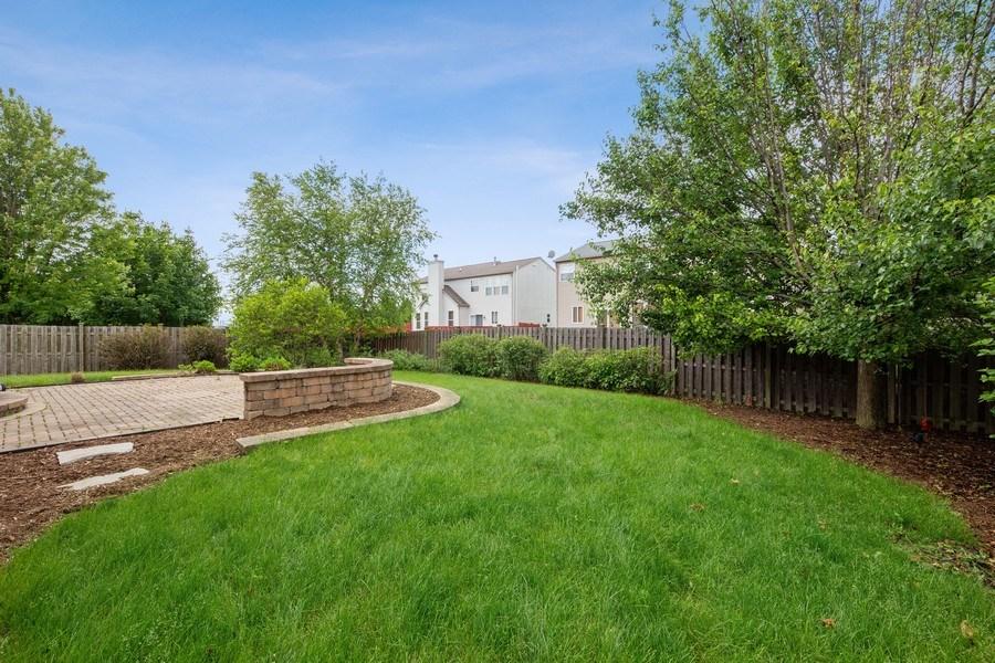 Real Estate Photography - 2 Honeysuckle Court, Bolingbrook, IL, 60490 - Back Yard