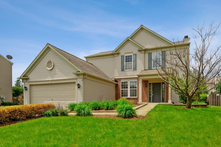Real Estate Photography - 2 Honeysuckle Court, Bolingbrook, IL, 60490 - Front View