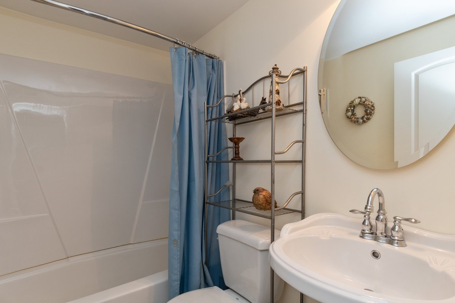 Real Estate Photography - 79 Highview Drive, Yorkville, IL, 60560 - 3rd Bathroom