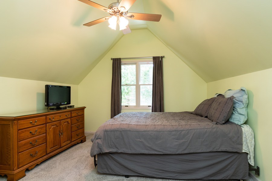 Real Estate Photography - 79 Highview Drive, Yorkville, IL, 60560 - 2nd Bedroom