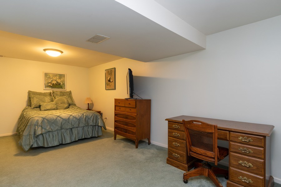 Real Estate Photography - 79 Highview Drive, Yorkville, IL, 60560 - 4th Bedroom