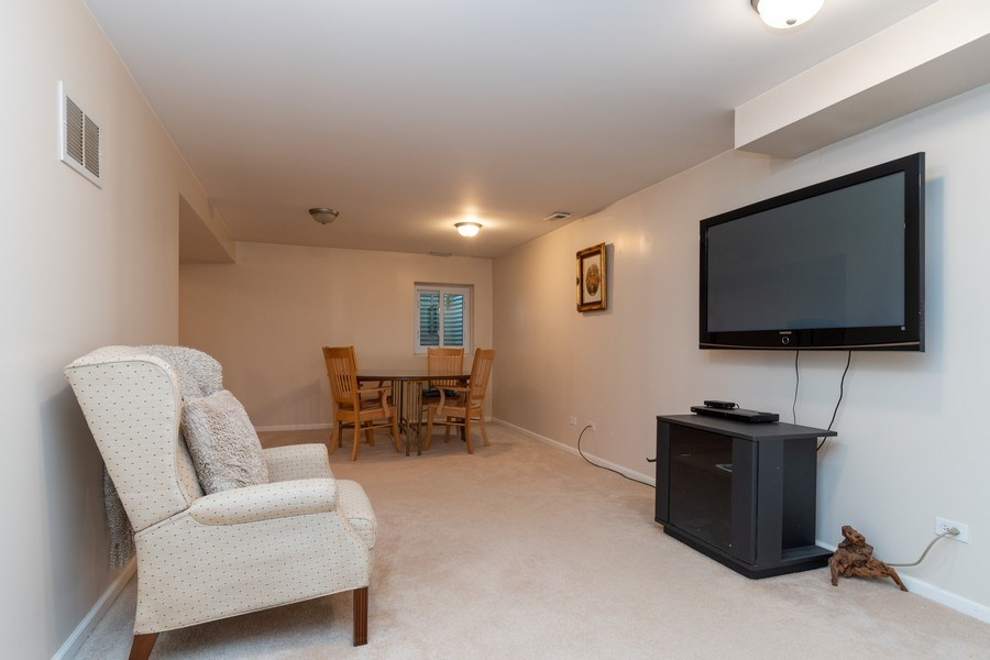 Real Estate Photography - 79 Highview Drive, Yorkville, IL, 60560 - Basement