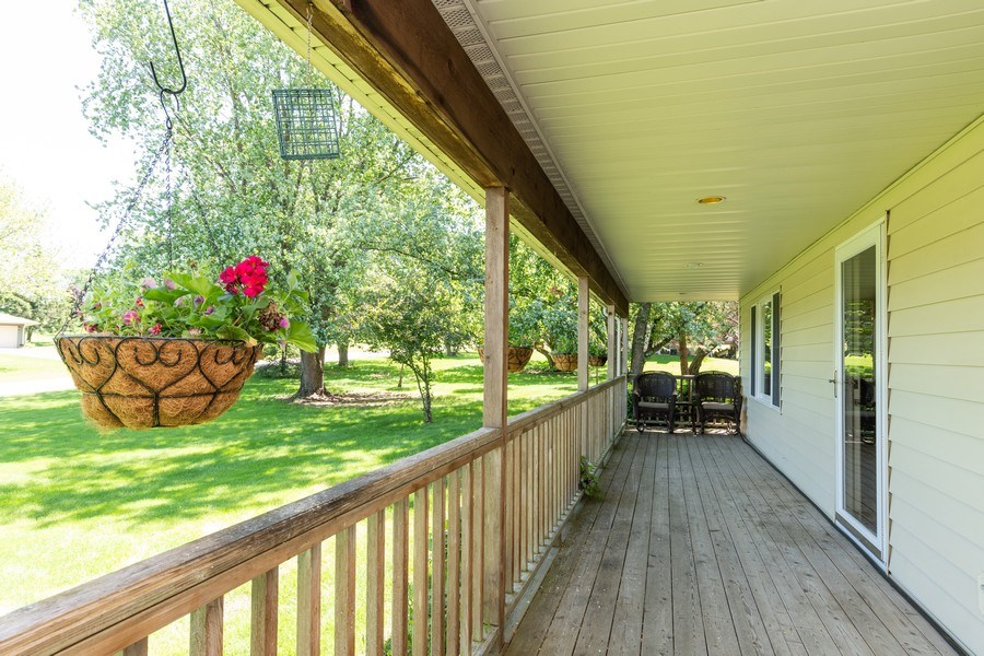 Real Estate Photography - 79 Highview Drive, Yorkville, IL, 60560 - Porch