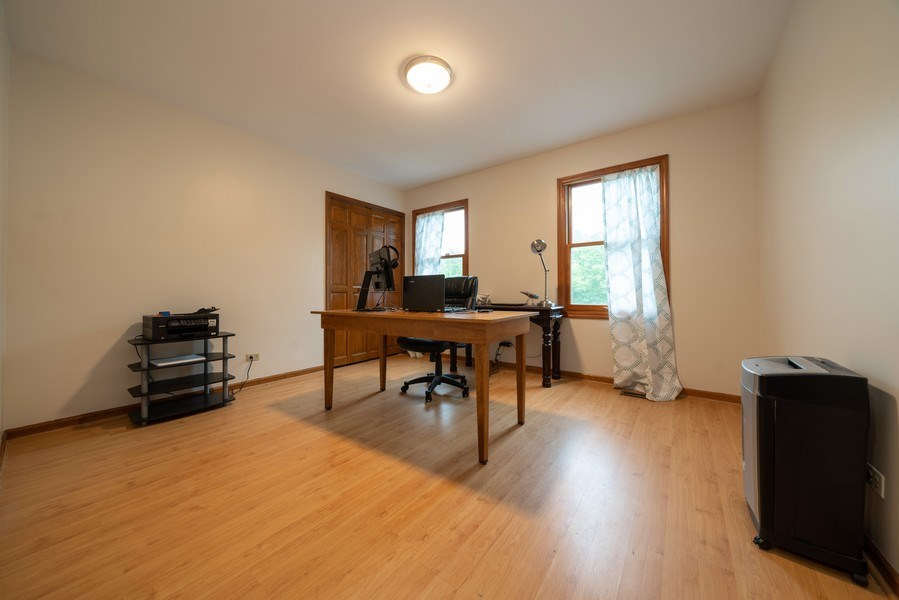 Real Estate Photography - 1167 Book Road, Naperville, IL, 60540 - 4th Bedroom