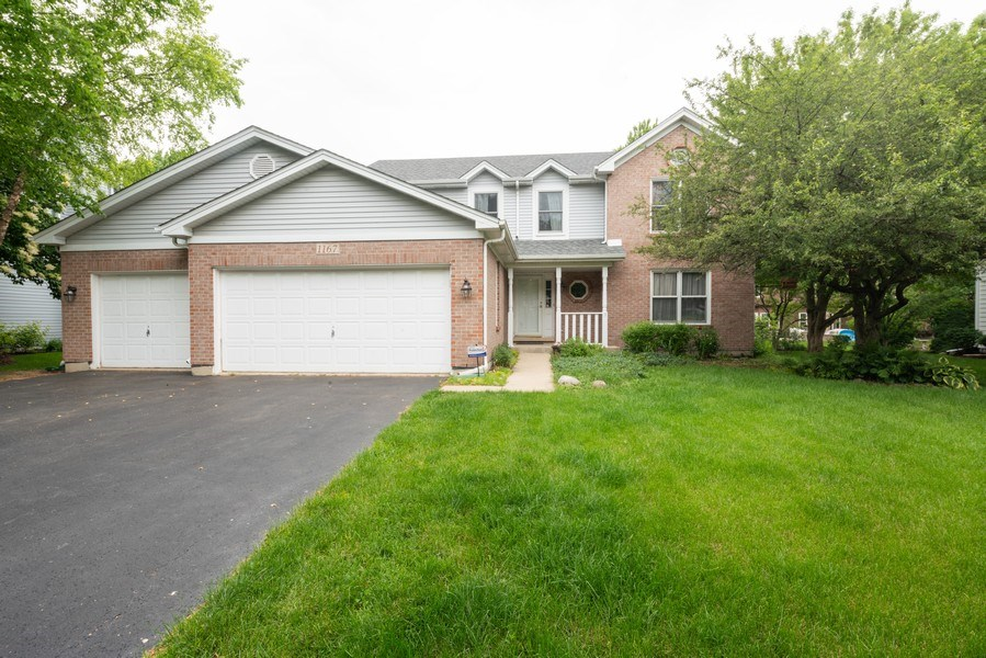 Real Estate Photography - 1167 Book Road, Naperville, IL, 60540 - Front View