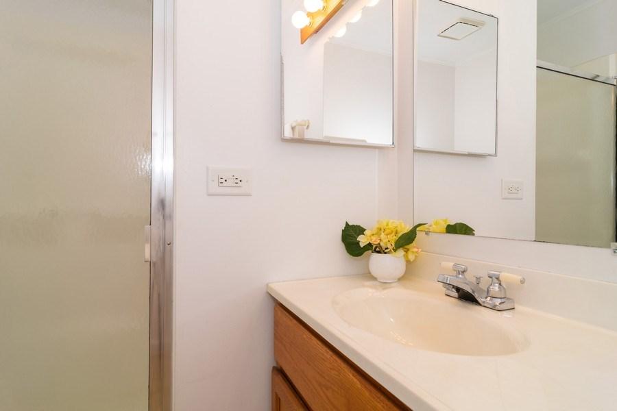 Real Estate Photography - 1125 Sausalito Court, Bartlett, IL, 60103 - Master Bathroom