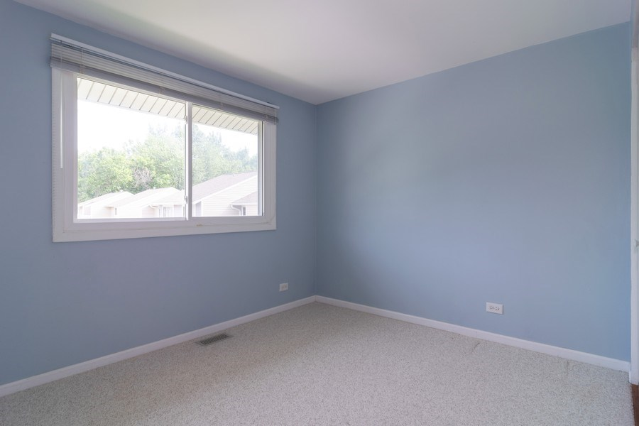 Real Estate Photography - 1125 Sausalito Court, Bartlett, IL, 60103 - Guest Room