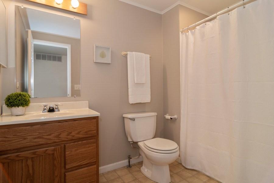 Real Estate Photography - 1125 Sausalito Court, Bartlett, IL, 60103 - Bathroom