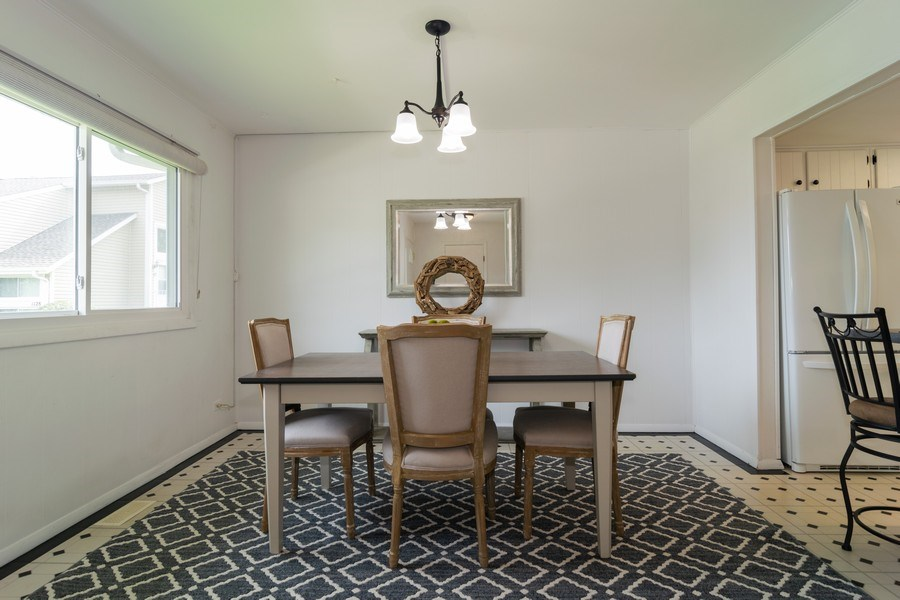 Real Estate Photography - 1125 Sausalito Court, Bartlett, IL, 60103 - Dining Room