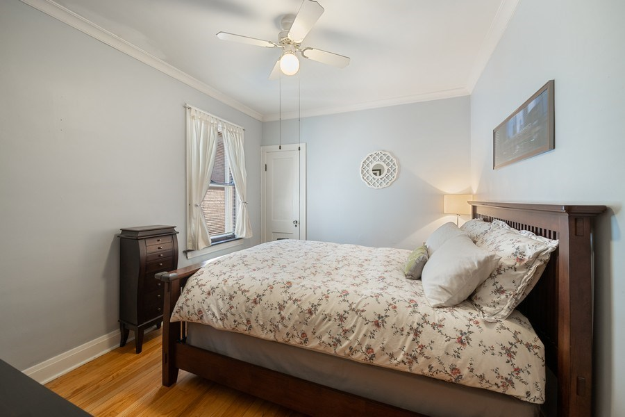 Real Estate Photography - 1636 Wisconsin Ave, Berwyn, IL, 60402 - 2nd Bedroom
