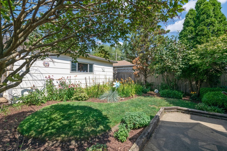 Real Estate Photography - 1636 Wisconsin Ave, Berwyn, IL, 60402 - Back Yard