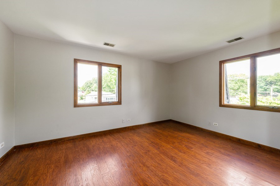 Real Estate Photography - 4315 Wenonah Avenue, Stickney, IL, 60402 - Master Bedroom