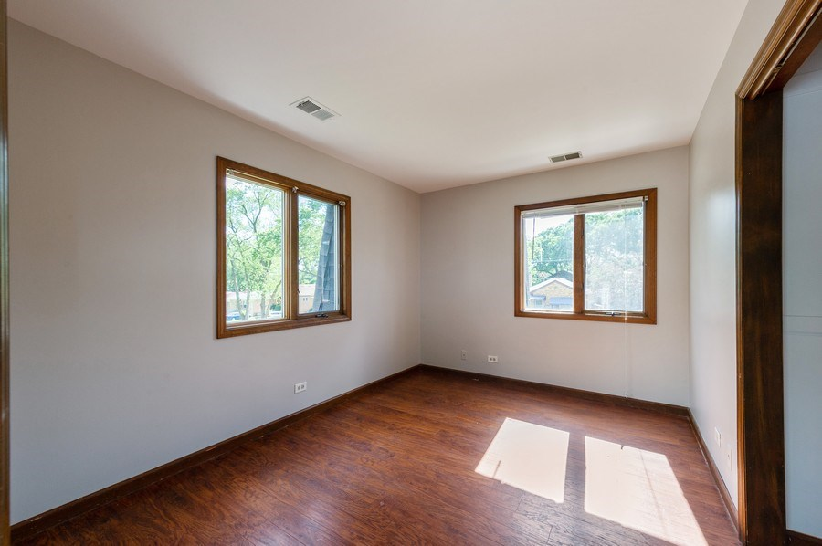 Real Estate Photography - 4315 Wenonah Avenue, Stickney, IL, 60402 - 2nd Bedroom