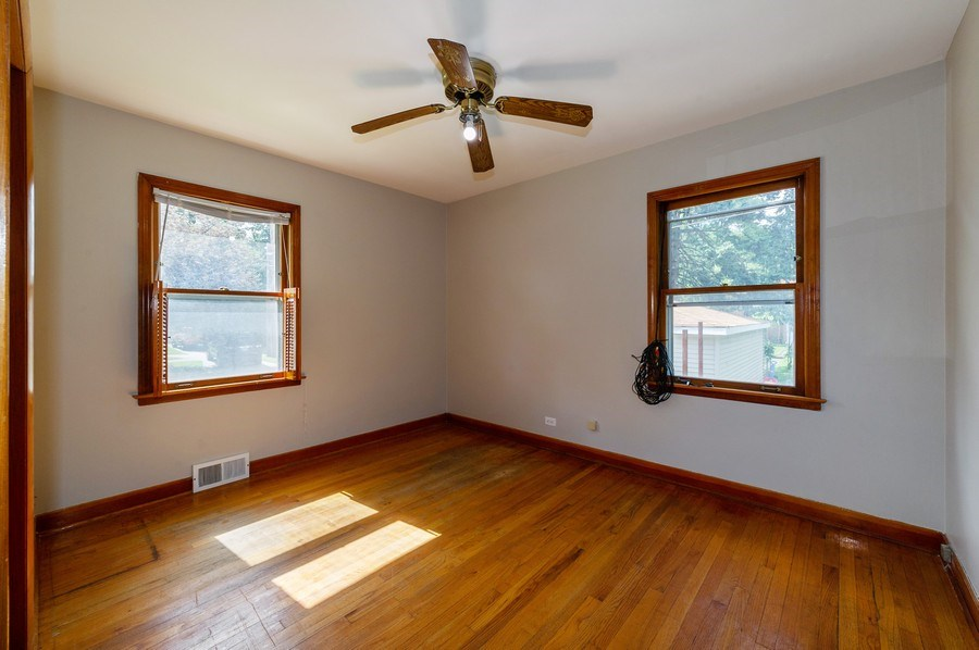 Real Estate Photography - 4315 Wenonah Avenue, Stickney, IL, 60402 - 4th Bedroom