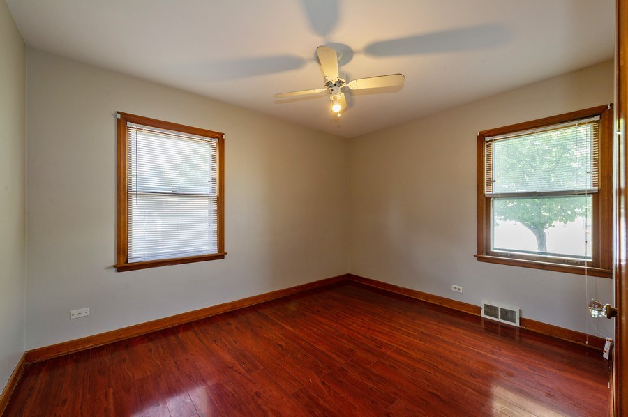Real Estate Photography - 4315 Wenonah Avenue, Stickney, IL, 60402 - 5th Bedroom