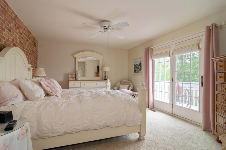 Real Estate Photography - 598 Golfers Lane, Bartlett, IL, 60103 - Master Bedroom
